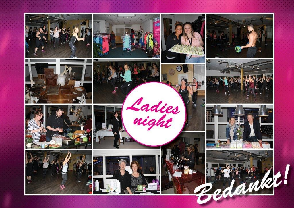Chiraja Ladiesnight 2016 Willemsen